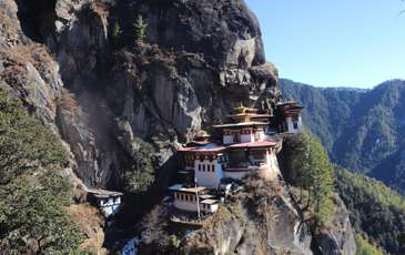Top 5 best places to visit in Bhutan