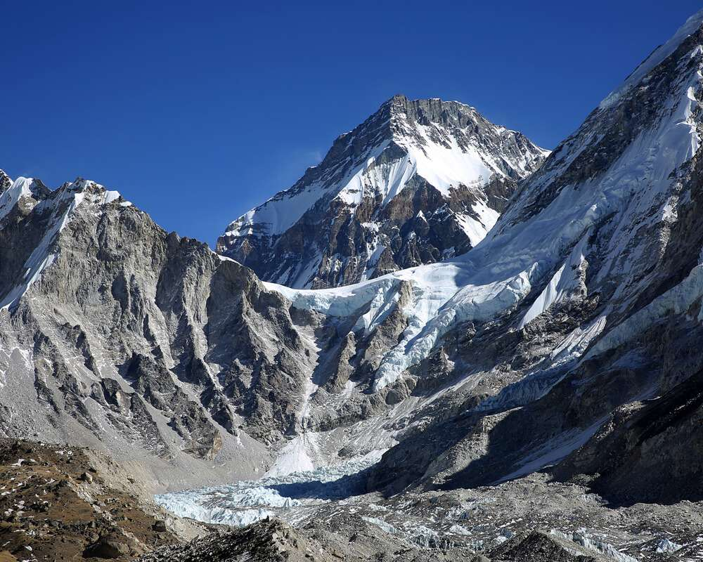 The Everest Base Camp